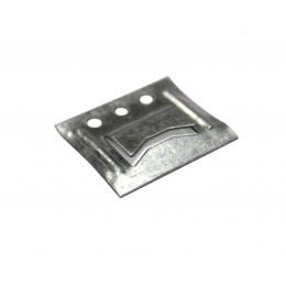 Скоба для крепления стеновых панелей МДФ c гвоздем, упаковка