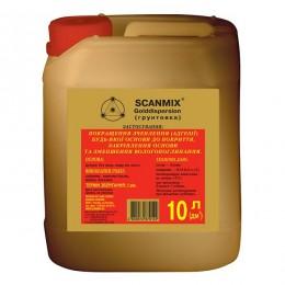 Грунтовка глубокого проникновения Scanmix COLD 10 л