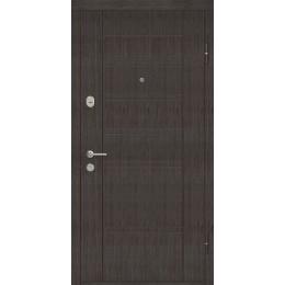 Двери металлические Riccardi (Лагуна) венге