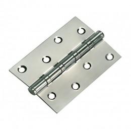 Петля стальная универсальная 100х75х2,5, компл
