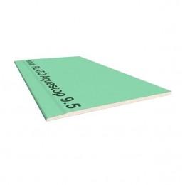 Гипсокартон потолочный влагостойкий Plato 9.5х1200х2500 мм