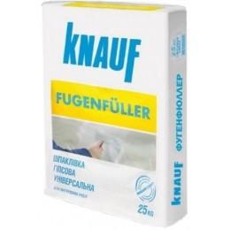 Гипсовая шпаклевка для швов Knauf Fugenfuller 25 кг