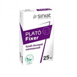 Клей для гипсокартона Siniat Plato Fixer 25 кг