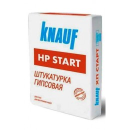 Гипсовая штукатурка Knauf HP Start  30 кг