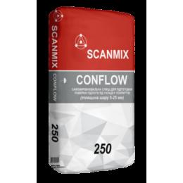 Пол наливной самовыравнивающийся Scanmix CONFLOW 250, 25 кг