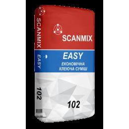 Клей для плитки Scanmix Easy 25 кг